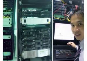 ตัวอย่างวิธีติดตั้ง Domain Controller สำหรับ Windows Server 2012